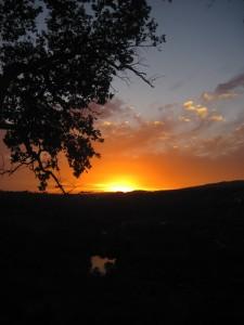 Geniale Sonnenuntzergänge!!
