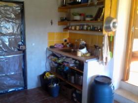 Küche, Spüle
